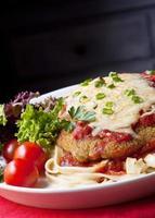 Chicken Parmigiana photo