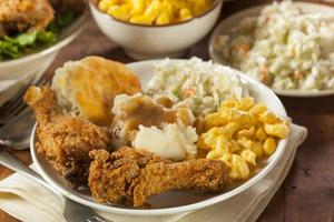 Homemade Southern Fried Chicken photo