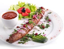 Seekh Kabab photo