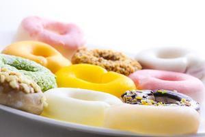 Dessert donut