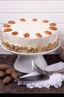 "Cake ""Hummingbird""."