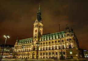Hamburgo Rathaus