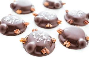 Caramel Pecan Turtles