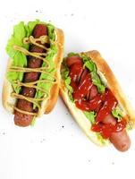 Hot dog photo