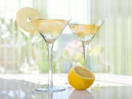 Lemon Drop Martini photo