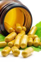 Alternative Medicine Concept. photo
