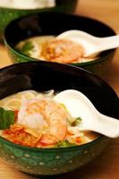 Thai Coconut Noddle Soup photo