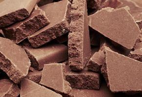 fundo de chocolate
