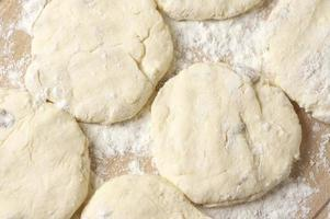 Cooking: cake dough