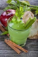 jugo antioxidante foto