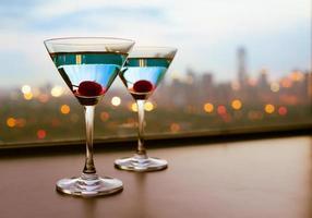 Martini drinks photo