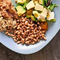 Healthy meal photo