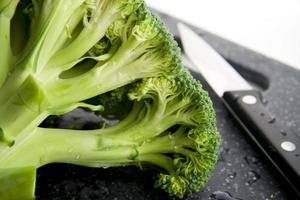 brócoli foto