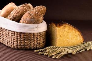 un pan foto