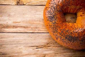 un pan. foto