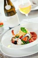 Seafood Spaghetti photo