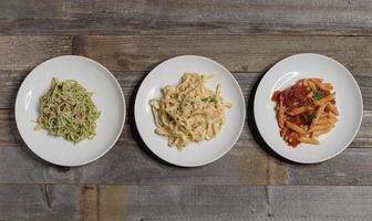 pasta's