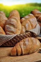 mini baguettes de pain français