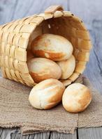 pães frescos