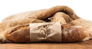 hogaza de pan negro