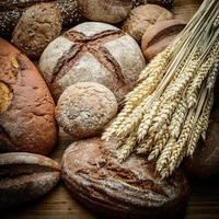 o pão