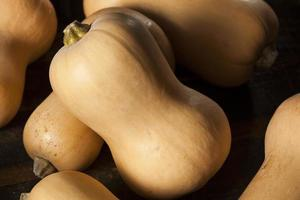 Raw Organic Butternut Squash