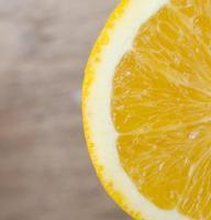 rodaja de naranja