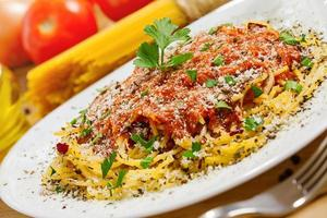 Food, pasta photo