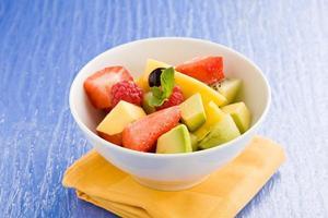 ensalada de frutas foto
