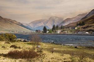 Loch Duich photo