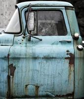 Weathered Truck