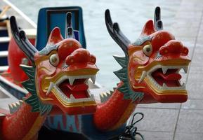 Twin Dragons photo