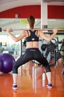 treinamento de ginástica