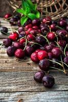 juicy and fresh berries photo