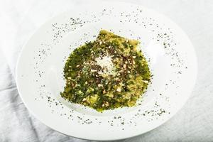 Sicilian ravioli