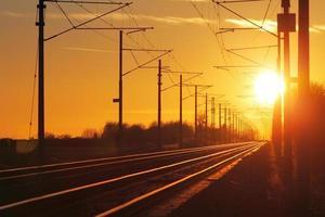 ferrocarril - ferrocarril foto
