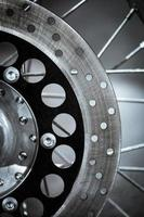 freno de disco de motocicleta