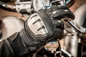 gants de course moto