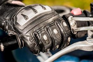 Motorcycle Racing Gloves photo