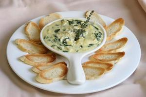 Appetizer - Spinach Dip photo