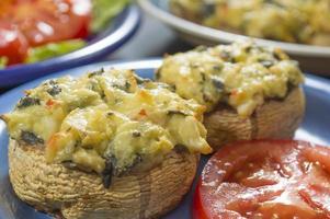 crab stuffed mushrooms
