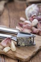 Crushed Garlic photo