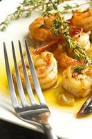 Portuguese Garlic Shrimp photo