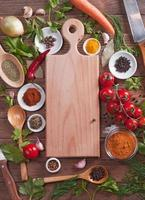 cutting board photo