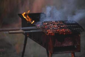 barbecue grill photo