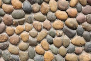 Rocks on wall, background textures photo