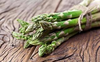 Asparagus. photo