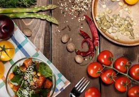 ripe salad photo