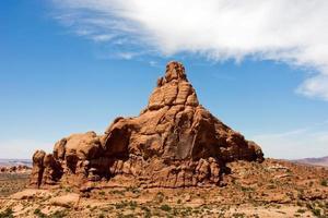 parque nacional arches foto