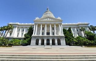 Sacramento Capitol Building, California photo